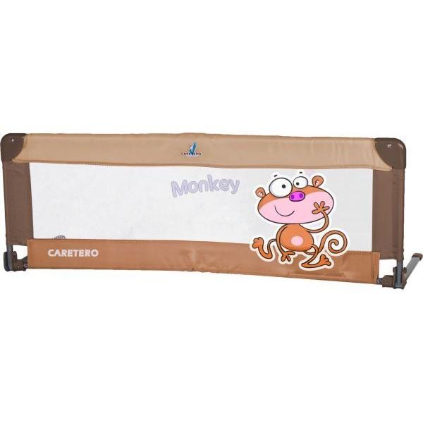 Bariera de protectie pentru pat Safari brown