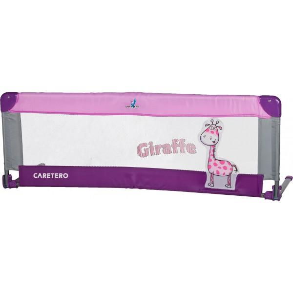 Bariera de protectie pentru pat Safari purple