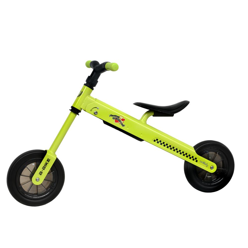 Bicicleta pliabila Balance B-Bike Green