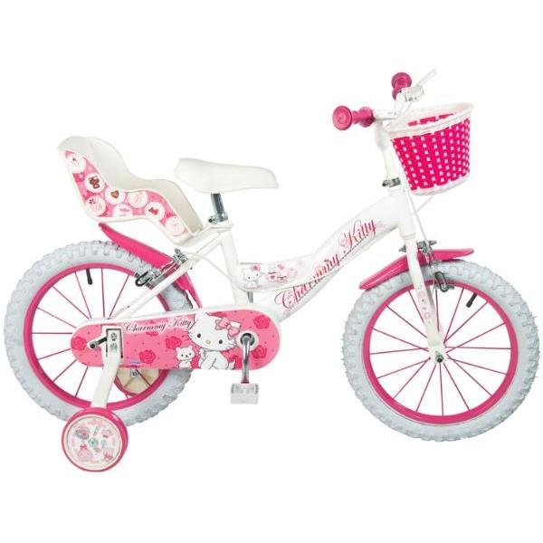 Bicicleta Pentru Fetite Charmmy Kitty 16 Inch