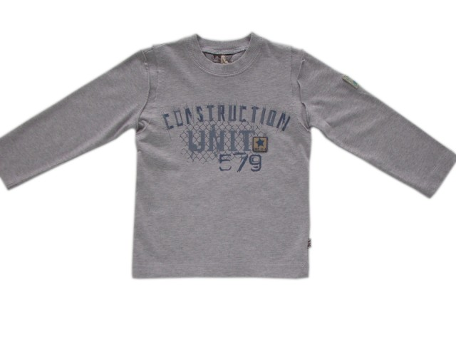 Bluza copii Construction Unit (Masura 98 (2-3 ani))