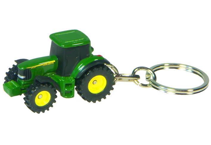 Breloc Bruder - Tractor John Deere
