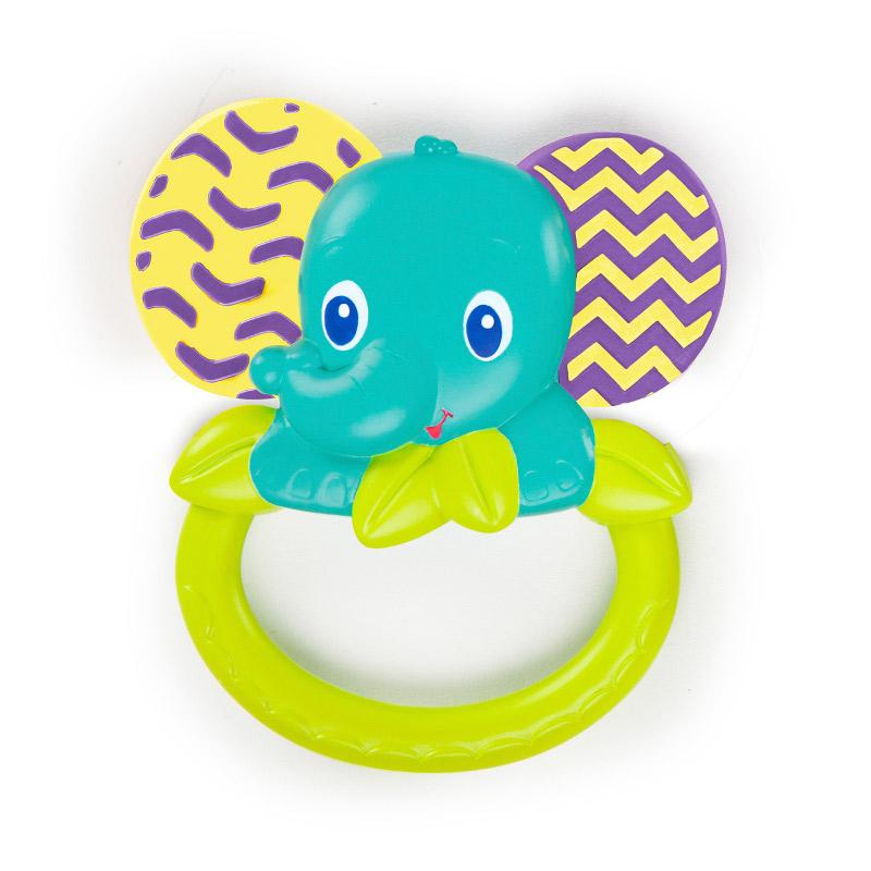 Jucarie de dentitie Flexi Zoo
