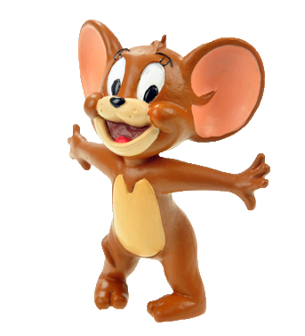 Figurina Jerry (blister) - Mikro