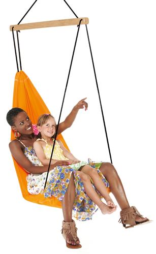 Hamac scaun Hangover orange