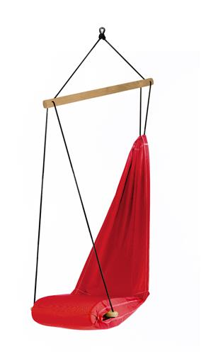 Hamac scaun Hangover red imagine