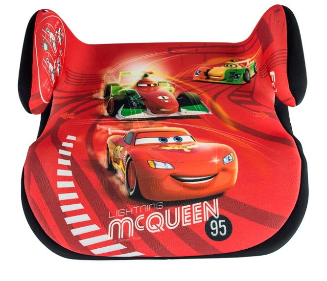 Inaltator auto copii Disney Fulger McQueen