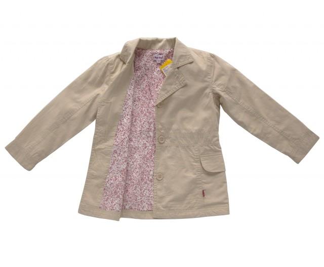 Jacheta fete SECRET masuri de la 2 la 10 ani, bumbac (MASURA 92 (1.5-2 ani))