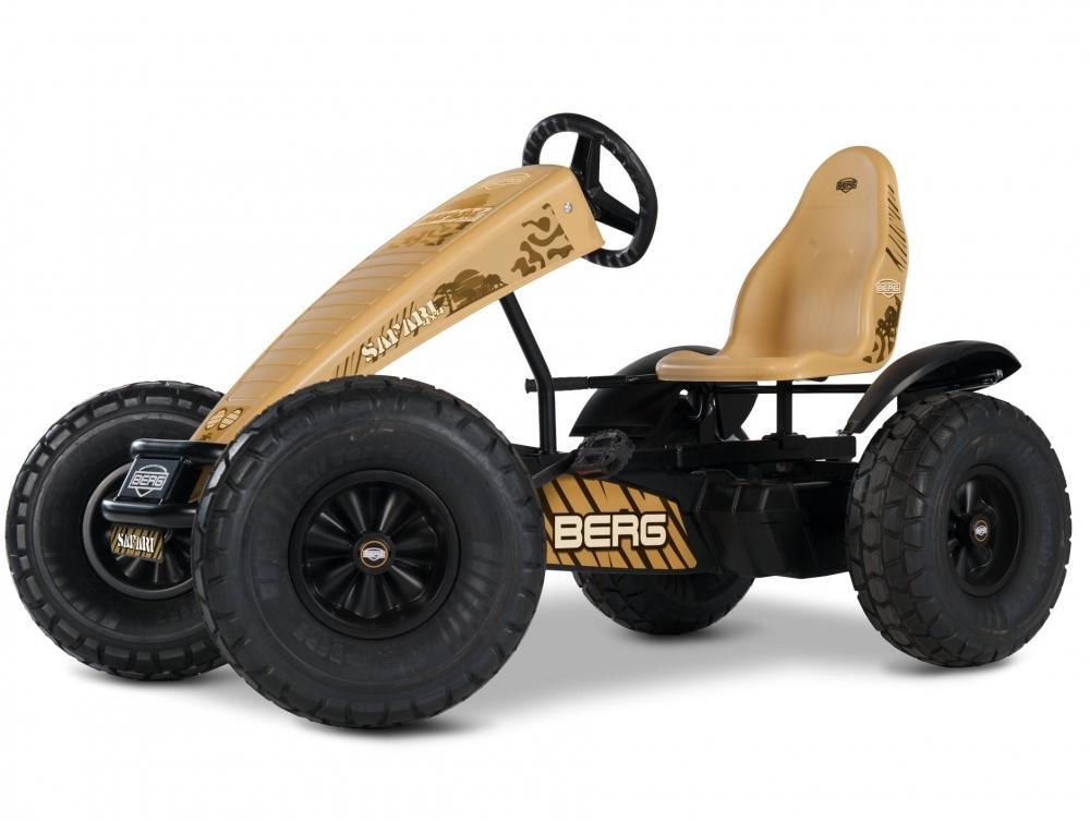 Kart cu pedale Berg Safari BFR