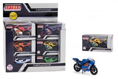 Macheta moto scara 124 diverse modele