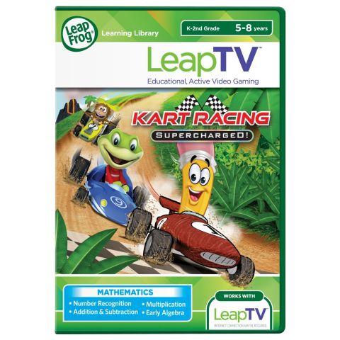 LeapTV Joc Curse Kart