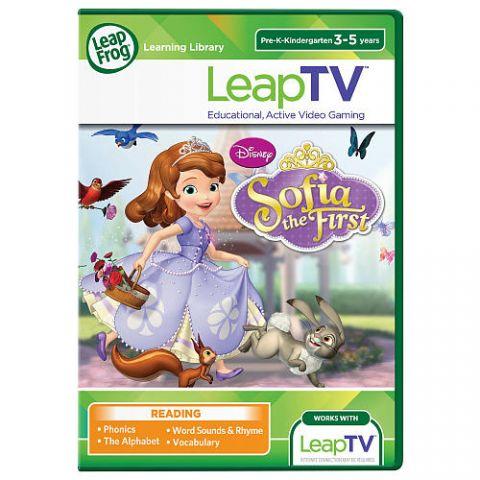 LeapTV Joc Sofia I