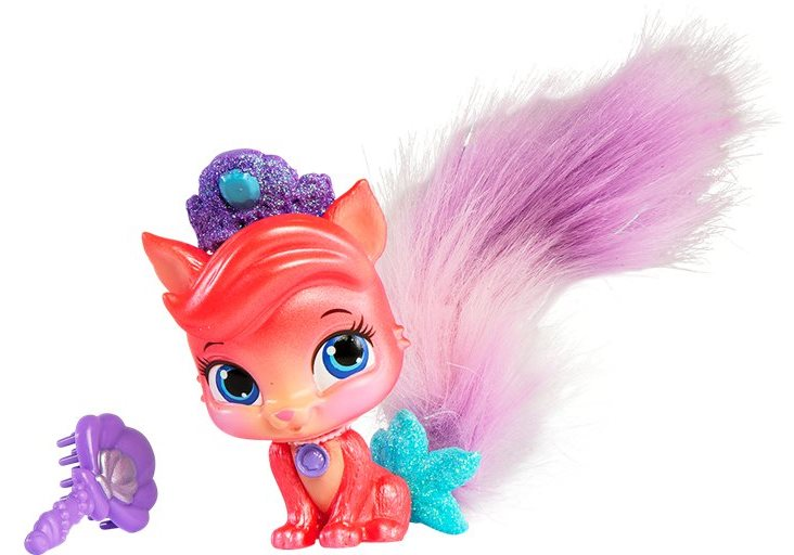 Pisicuta Printesei Ariel care merge si canta