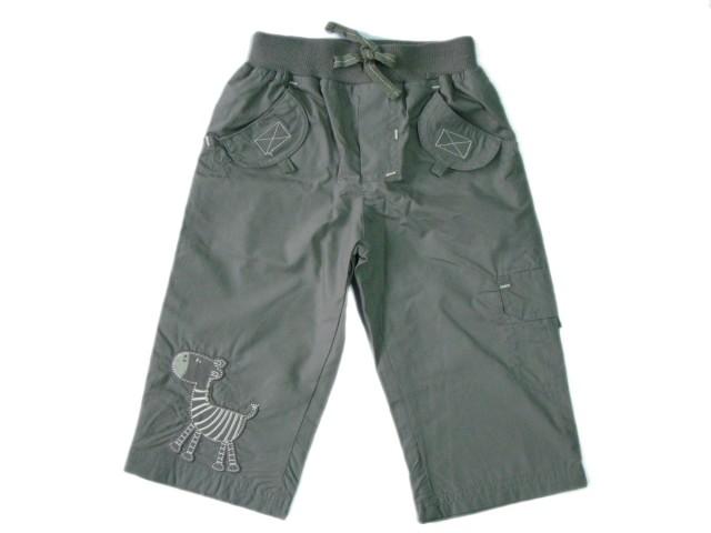 Pantaloni captusiti cu bumbac ZEBRA (MASURA 74 ( 6-9 luni )