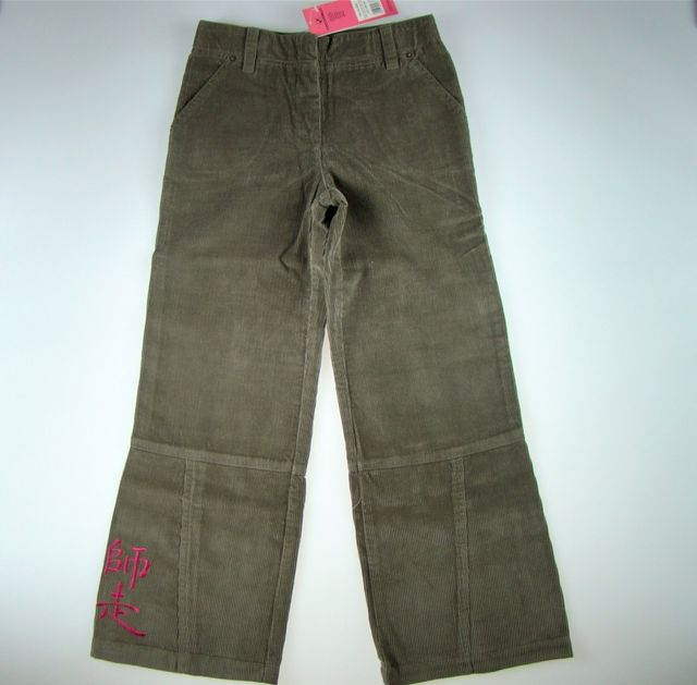 Pantaloni lungi raiat Spirit (Masura 134 (9 ani))