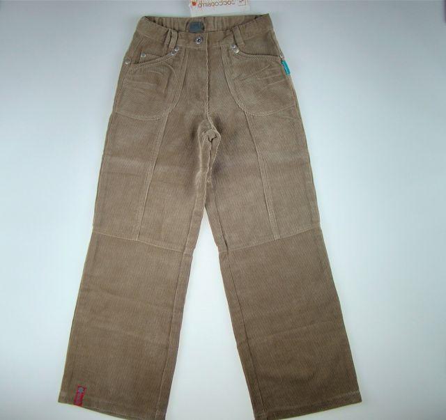 Pantaloni raiat Simplicity (Masura 128 (8 ani))