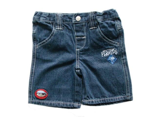 Pantaloni scurti baieti masura 9 luni (MASURA 74 ( 6-9 luni ))