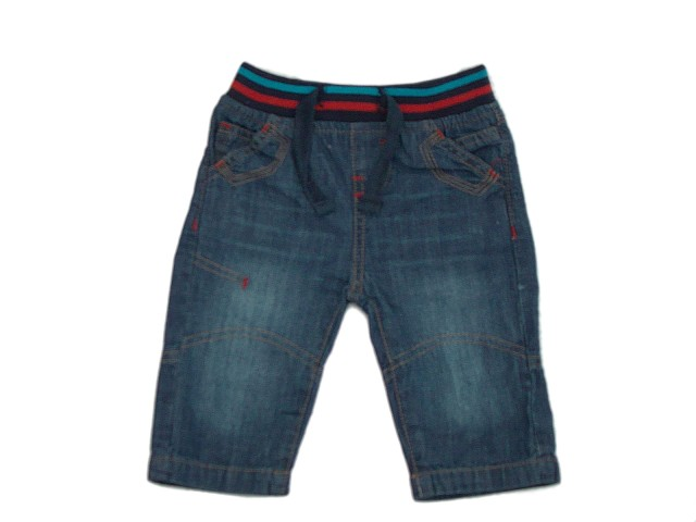 Pantaloni scurti bebe Snappy bumbac (Masura 50)