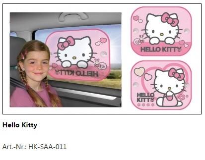 Parasolar auto 2set Hello Kitty