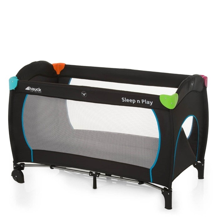 Pat Voiaj Sleepn Play Go Plus Multicolor Black