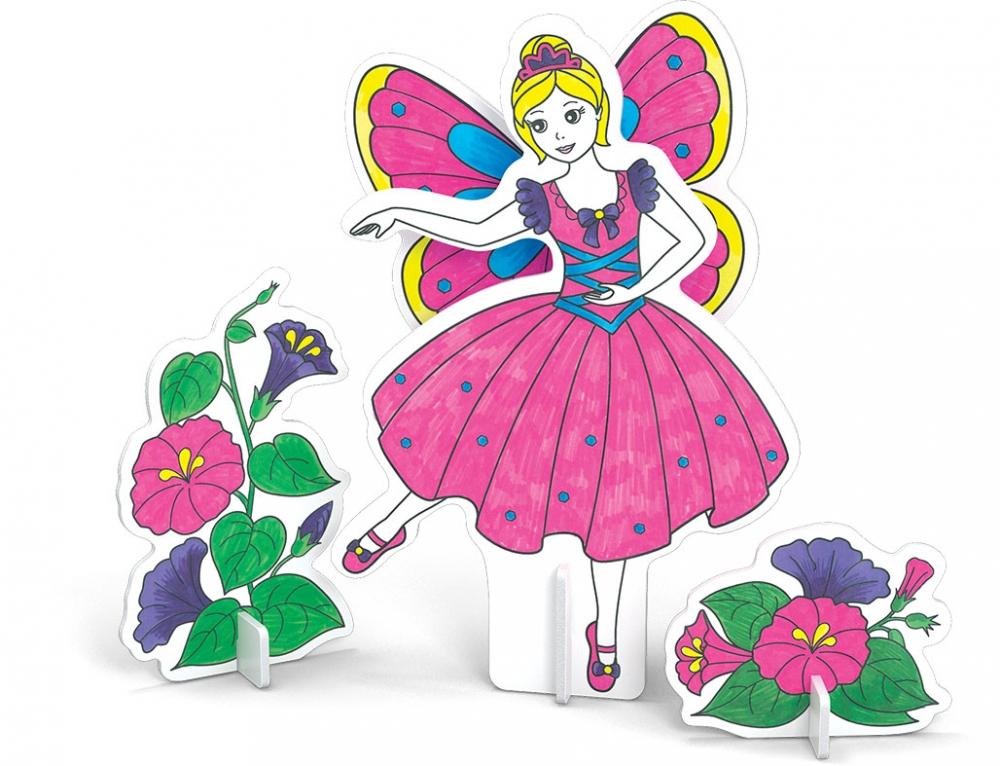 Sa coloram- Zana balerina