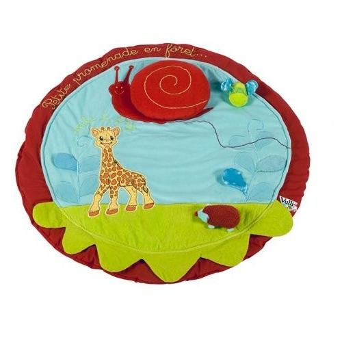 Salteluta de joaca Supercomfort girafa Sophie