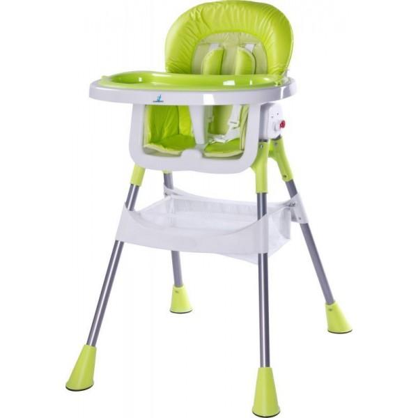 Scaun de masa Caretero Pop green