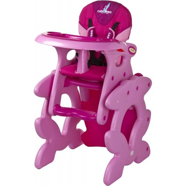 Scaun multifunctional Caretero Primus pink