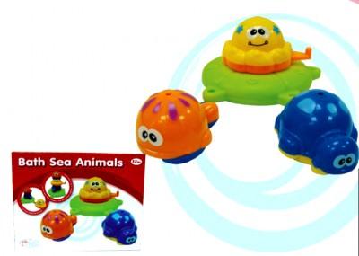 Set jucarii de baie animale de apa