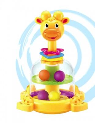 Spinner cu girafa si bile