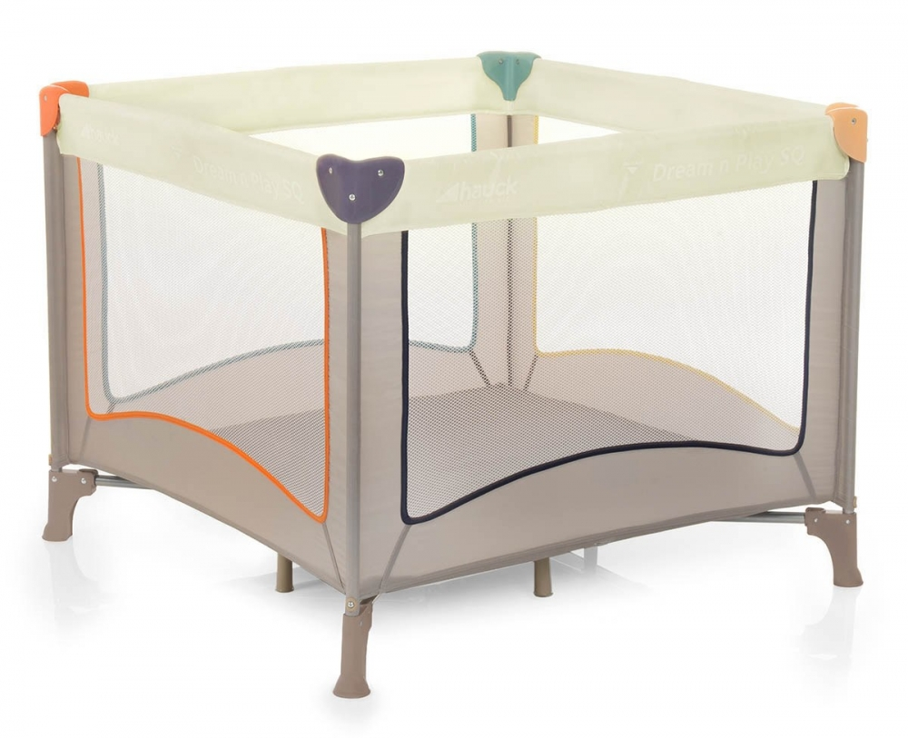 Tarc Dreamn Play Square Multicolor Beige