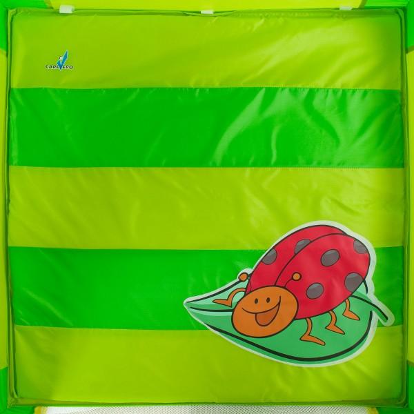 Tarc de joaca Caretero Quadra Green imagine