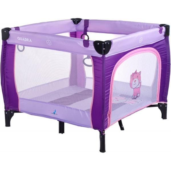 Tarc pentru copii Caretero Quadra 2014 Purple