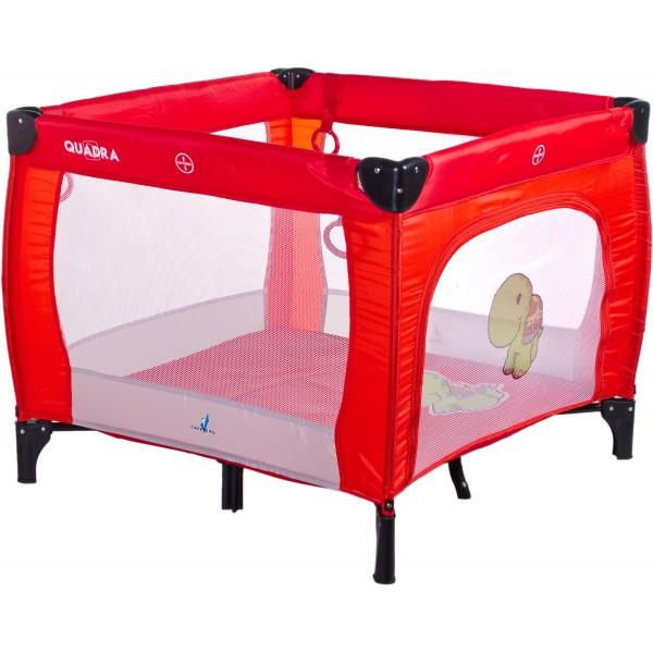 Tarc pentru copii Caretero Quadra 2014 Red