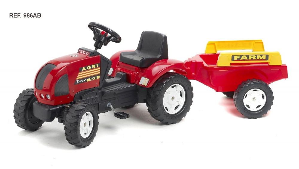 Tractor Agri Trac