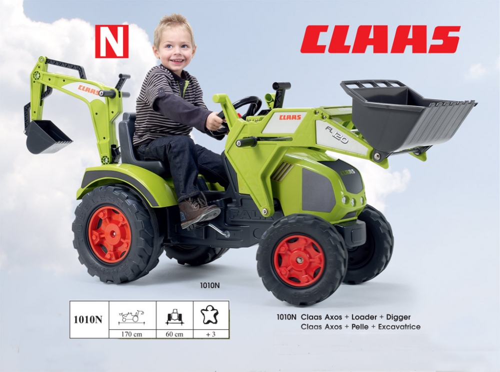 Tractor Claas Axos imagine