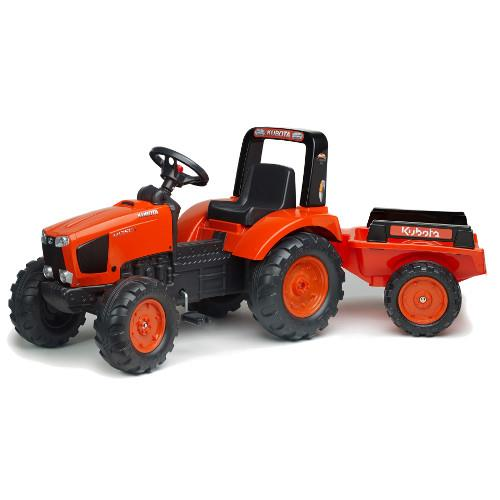 Tractor Kubota cu Remorca