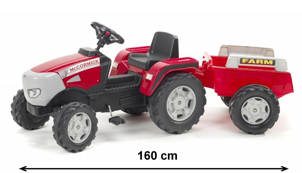 Tractor McCormick XTX imagine