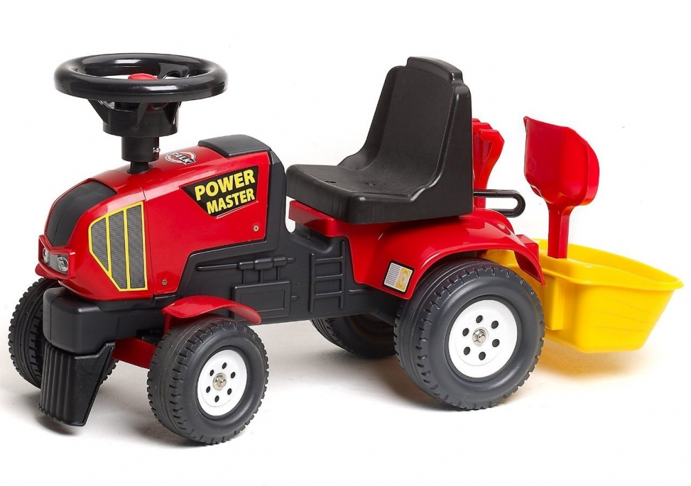 Tractoras Baby Power Master