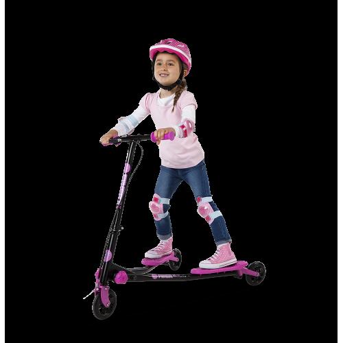 Trotineta Y Volution Fliker Air A1 pink imagine