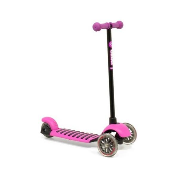 Trotineta Y Glider Deluxe Pink