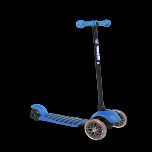 Trotineta Y Glider Deluxe Blue
