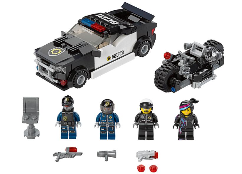 Urmarirea cu masina a politistului rau (70819)