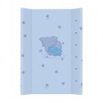 Blat de infasat cu intaritura Elefantul Albastru 80x50 cm
