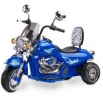 Motocicleta electrica Toyz Rebel 6V Blue