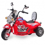 Motocicleta electrica Toyz Rebel 6V Red