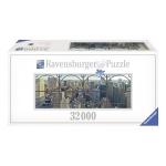 Puzzle New York Privit De La Fereastra 32000 Piese