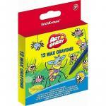 Set 12 creioane colorate cerate