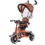 Tricicleta Chipolino Racer orange 2015