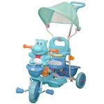 Tricicleta EuroBaby HR210C - Albastru